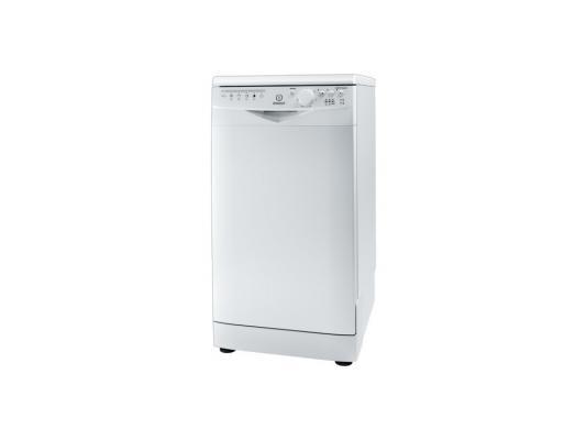 Посудомоечная машина Indesit DSR 26B RU белый посудомоечная машина indesit dsr 26b ru