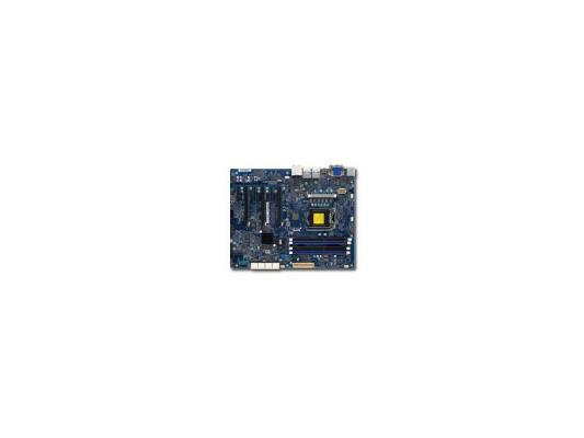 Материнская плата для ПК Supermicro MBD-X10SAT-O Socket 1150 C226 4xDDR3 3xPCI-E 16x — — — 8xSATAIII ATX Retail