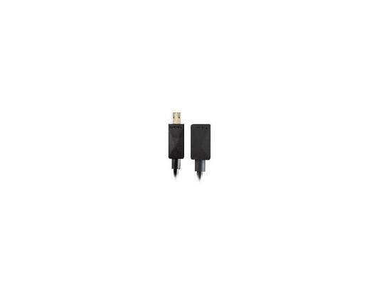 Переходник Ginzzu GC-881B microUSB(11pin)- microUSB(5pin) для Galaxy S3/S4/Note2 черный