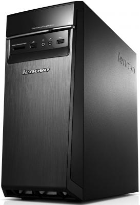 Системный блок Lenovo H50-00 MT J1800 2.4GHz 2Gb 500Gb DVD-RW Win8.1 90C1000PRS