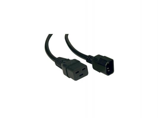 Кабель Tripplite P047-010 AC Power Cord C19/C14 100-230V eu euro european ac power cable cord 3 prong mickey mouse clover plug