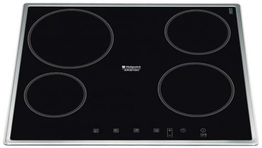 Варочная панель электрическая Ariston 7HKRD 640 X RU/HA черный