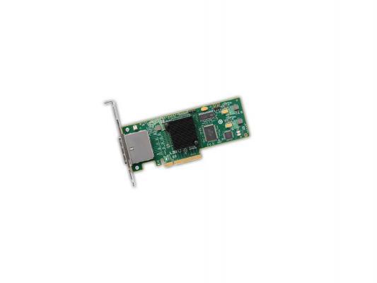 Контроллер LSI SAS 9200-8E SGL LSI00188