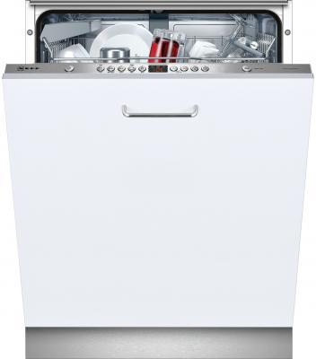Посудомоечная машина NEFF S51M50X1RU серебристый белый