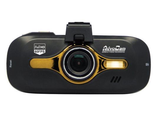 Видеорегистратор AdvoCam-FD8 GOLD GPS 2.7 1920x1080 170° 3.1Mp microSD microSDHC HDMI датчик движения GPS