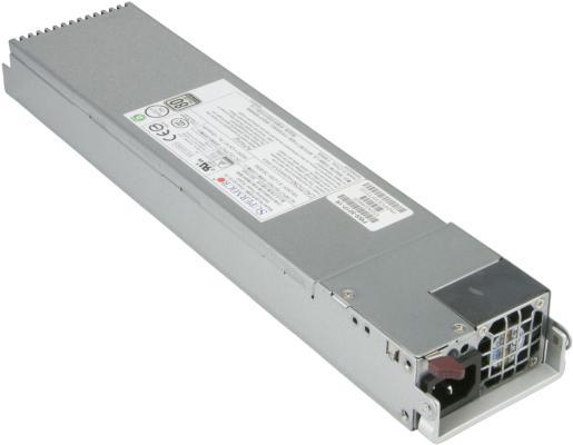 БП 1U 500 Вт Supermicro PWS-501P-1R бп 700 вт supermicro pws 703p 1r