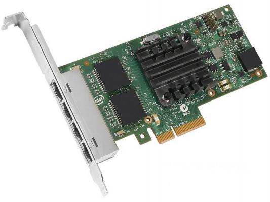 Сетевой адаптер Dell i350 PCI-E 10/100/1000Mbps 540-11140