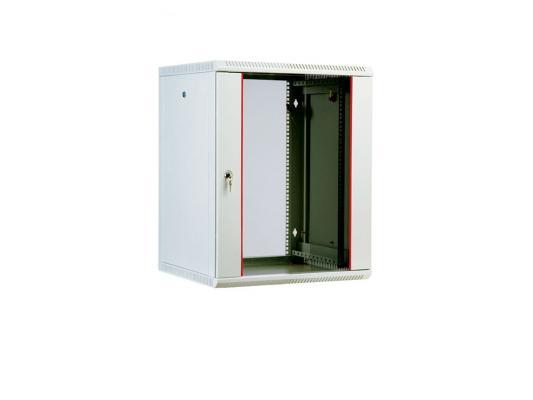 Шкаф настенный 15U ЦМО ШРН-M-15.650 600х650 дверь стекло