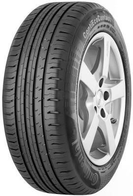 Шина Continental ContiEcoContact 5 185 /60 R14 82H летняя шина cordiant road runner 185 60 r14 82h