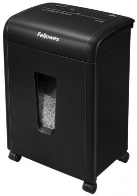 Уничтожитель бумаг Fellowes MicroShred 62MC 10лст 19лтр FS-4685201/CRC-46852 fellowes powershred 99ci black шредер