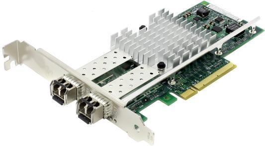 Сетевой адаптер Intel X520-SR2 E10G42BFSR