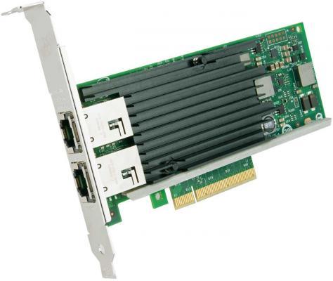 Сетевой адаптер Intel X540T2BLK 927245