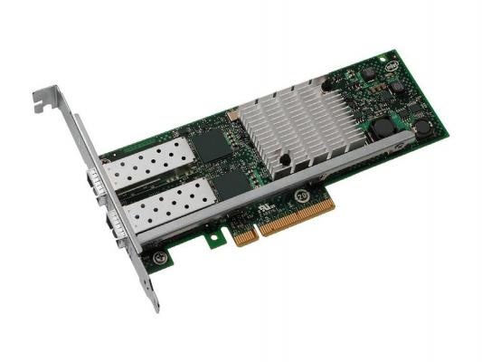Адаптер Dell Intel X520 DP 10Gb DA/SFP+ 540-11141/GCCFM-1 адаптер dell broadcom 57810 dp 10gb da sfp converged network adapter 540 11149