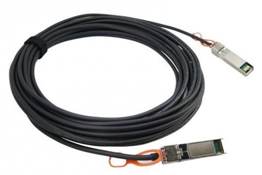 Кабель Intel SFP+ - SFP+ 3м XDACBL3M 918501 кабель intel sfp sfp 1м xdacbl1m 918500