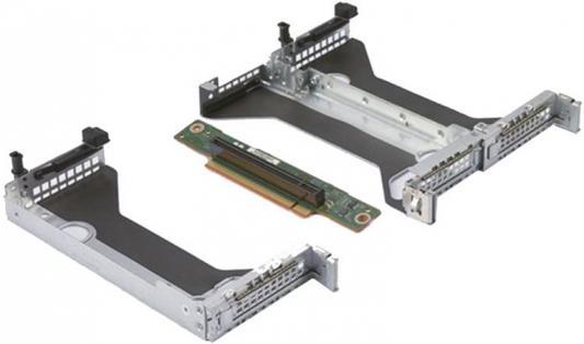 Плата разъёма Lenovo 1U x16 PCIe Riser 2 Kit 4XF0G45878 плата расширения lenovo thinkserver 1u x8 x8 pcie riser kit 4xf0g45880