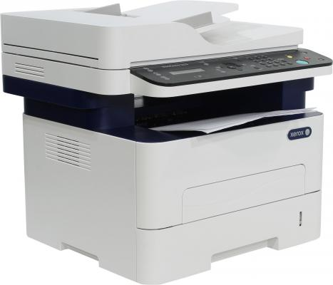 МФУ Xerox WorkCentre 3215V/NI ч/б A4 24ppm 600x600dpi 26ppm автоподатчик факс Ethernet USB цены