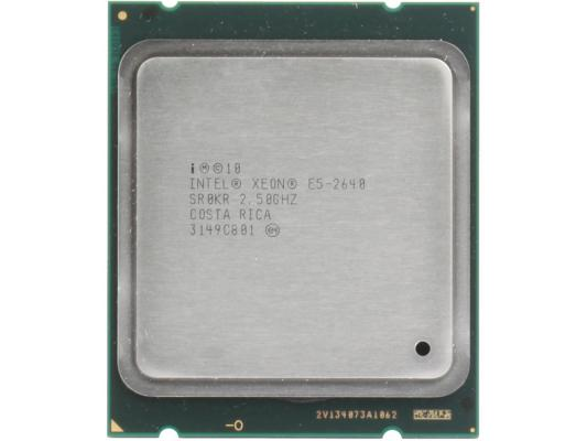 Процессор Intel Xeon E5-2640 2.5GHz 15Mb LGA2011 OEM