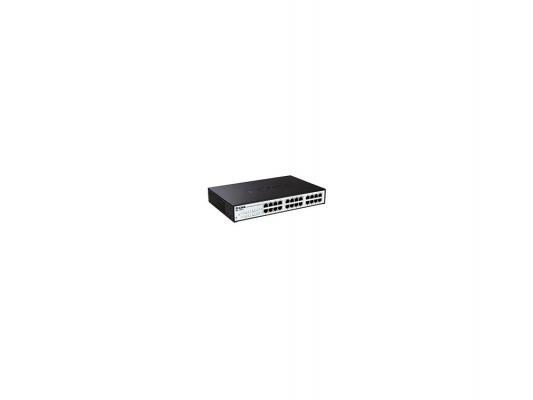 Коммутатор D-LINK DGS-1100-24P/B1A управляемый 24 порта 10/100/1000Base-T EasySmart switch