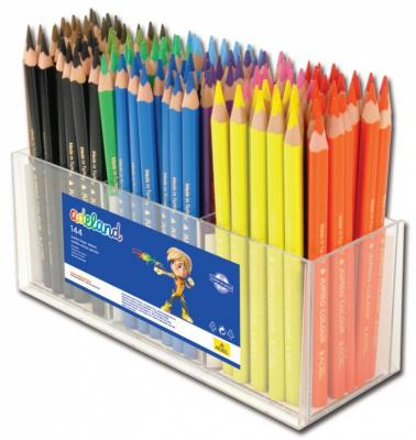 Набор цветных карандашей Adel Jumbo 12 шт 211-7510-100