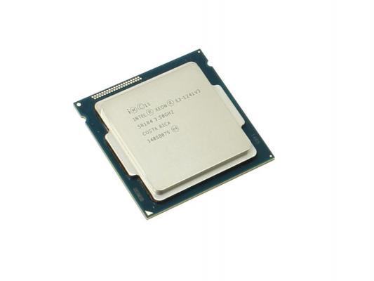 Процессор Intel Xeon X4 E3-1241v3 3.5GHz 8Mb LGA1150 OEM