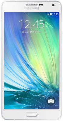 "Смартфон Samsung Galaxy A7 Duos белый 5.5"" 16 Гб GPS Wi-Fi LTE NFC SM-A700FZWDSER"