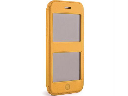 Чехол-книжка Cozistyle Smart Case для iPhone 6 желтый