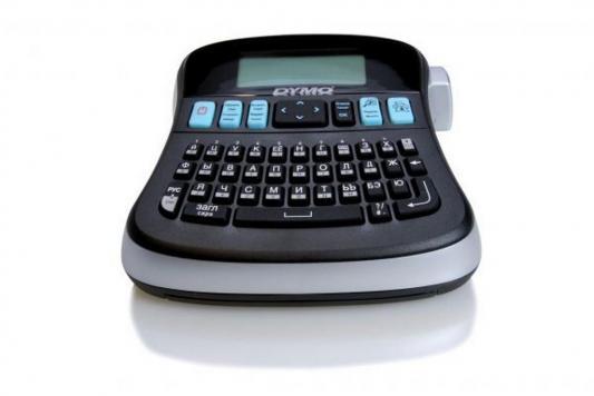 Фото - Принтер DYMO LabelManager ленточный 210D черный/белый S0815220 клавиатура