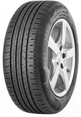 Шина Continental ContiEcoContact 5 215/60 R17 96H зимняя шина continental contivikingcontact 6 225 55 r17 101t