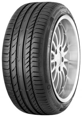Шина Continental ContiSportContact 5 MO 245/50 R18 100W continental hybrid hs3 385 55r22 5 160k