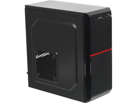 Корпус microATX Linkworld VC-08C02 Без БП чёрный С2256U