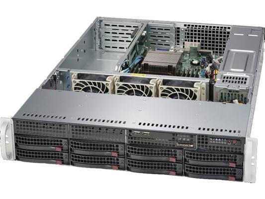 Купить со скидкой Серверная платформа Supermicro SYS-5028R-WR