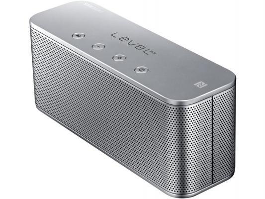 Портативная акустика Samsung Level Box EO-SG900DSE серебристый EO-SG900DSEGRU