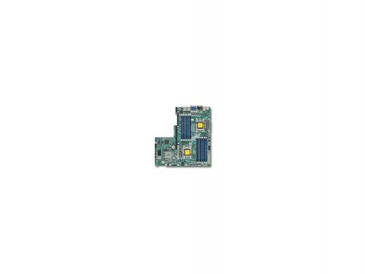 "Серверная платформа Supermicro SYS-6027B-URF 2U 2xLGA1356 C602 12xDDR3 8x3.5"" SAS SATA 3xGigabit Ethernet 740Вт"