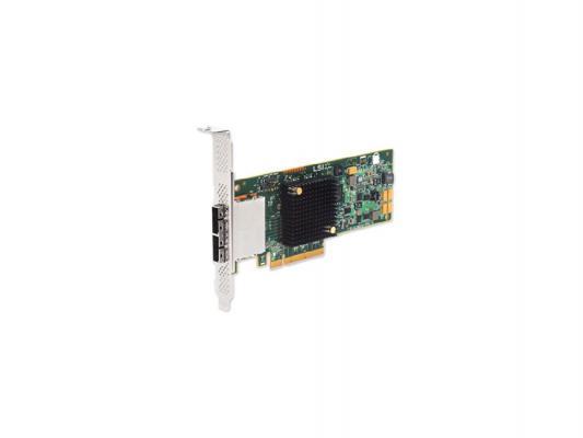 Контроллер LSI SAS 9207-8e SGL LSI00300