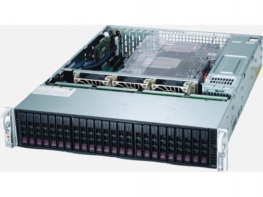Серверная платформа Supermicro SSG-2027R-E1R24N