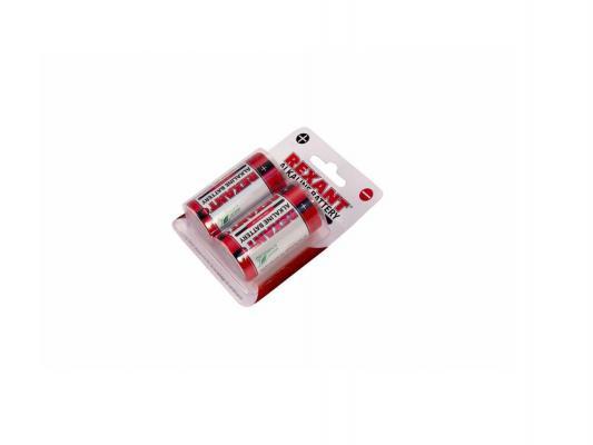 Батарейки Rexant 30-1014 LR20 2 шт