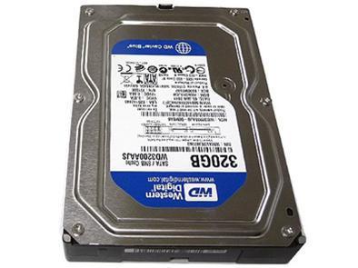 "Жесткий диск 3.5"" 320 Gb 7200rpm 8Mb cache Western Digital Caviar Blue SATAII WD3200AAJS"