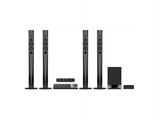 купить Домашний кинотеатр Sony BDV-N9200W 1200Вт черный