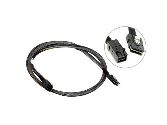 Кабель LSI LSI00400 SFF8643-SFF8087 0.6м адаптер lsi oce14102 nx