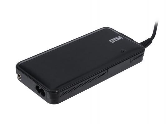 Блок питания для ноутбука Storm Dual DLU90 универсальный 20В 2.1А 7 адаптеров черный блок питания для ноутбука storm stm blu65 универсальный 19 в 65 вт 9 адаптеров черный