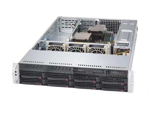 цена Серверная платформа Supermicro SYS-6028R-TRT