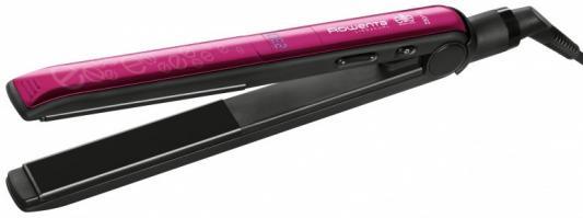 Выпрямитель для волос Rowenta SF4402F0 розовый выпрямитель волос rowenta sf7510f0