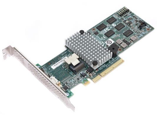Контроллер LSI SAS SAS9260-16i SGL LSI00208