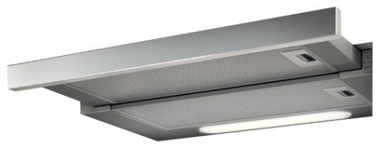 Вытяжка встраиваемая Elica ELITE 14 LUX GRVT/A/60 серый кухонная вытяжка elica elite 14 lux grix a 60 silver prf0037989