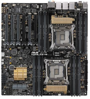 Материнская плата ASUS Z10PE-D16 WS LGA2011-3 C612 16xDDR4 6xPCI-E x16 EATX
