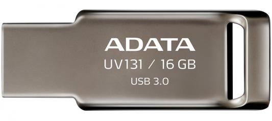 Флешка USB 16Gb A-Data UV131 USB3.0 AUV131-16G-RGY металл
