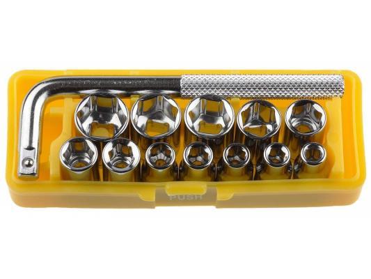 Набор Stayer MASTER Торцовые головки 13 предметов 2-26089-H13