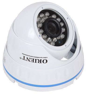 "Камера IP ORIENT Orient IP-950-OH10B CMOS 1/4"" 1280 x 720 H.264 MJPEG RJ-45 LAN белый"