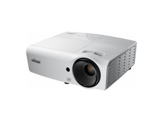 Проектор Vivitek D556 DLP 16:9 Full HD 800x600 3000Lm 5000:1 vivitek qumi q6 white мультимедийный проектор