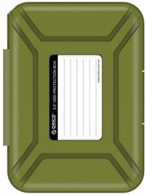 "Чехол для HDD 3.5"" Orico PHX-35-SN зеленый"
